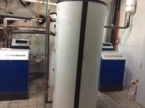2 BHKW installiert